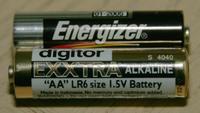 AA (LR6) alkaline