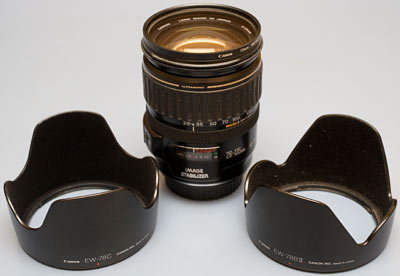 EW-78C with 28-135mm IS